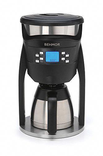 Behmor Brazen Plus Temperature Control Coffee Maker In 2018 Best