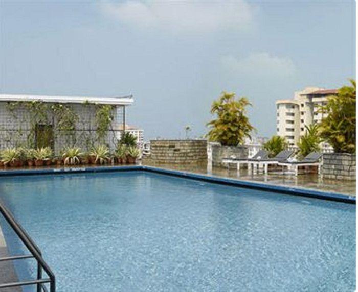 Abad Pool Facilities Of Hotels Cochin