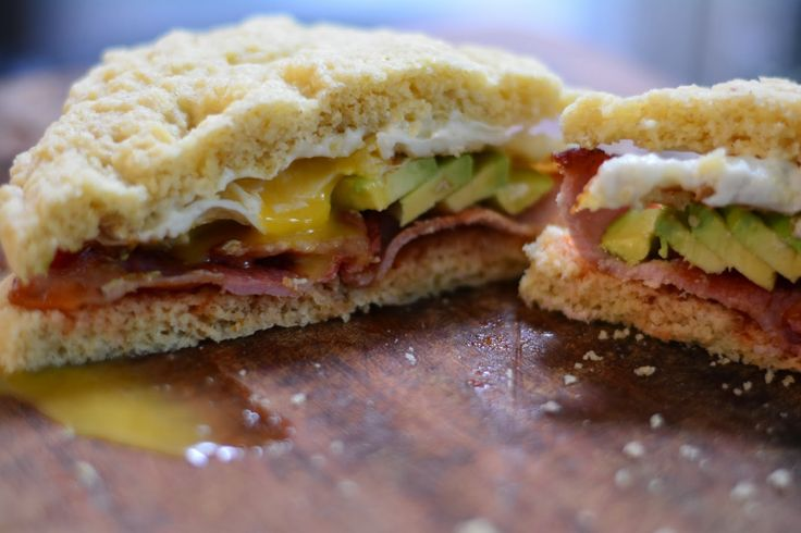 Magic Microwave Gluten Free 'Bread' and the Amazing Breakfast Sandwich | Made by Margie