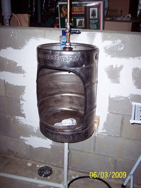Man Cave Urinal Decor From Rustic To Elegant Pinterest
