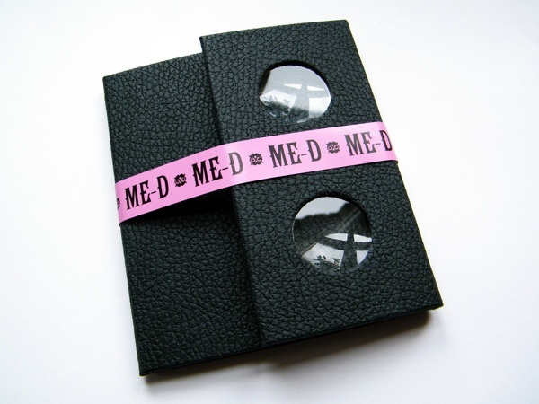 Me-D: My Life Through a Stereoscopic Lens by Donna Hall, via Behance