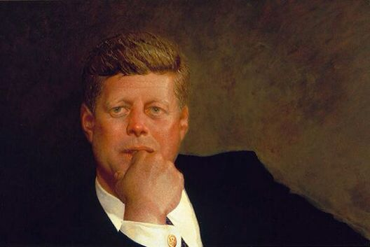 Jamie Wyeth JFK
