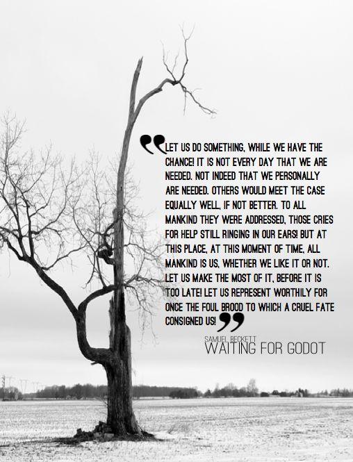 Samuel Beckett's Waiting For Godot: Summary & Analysis