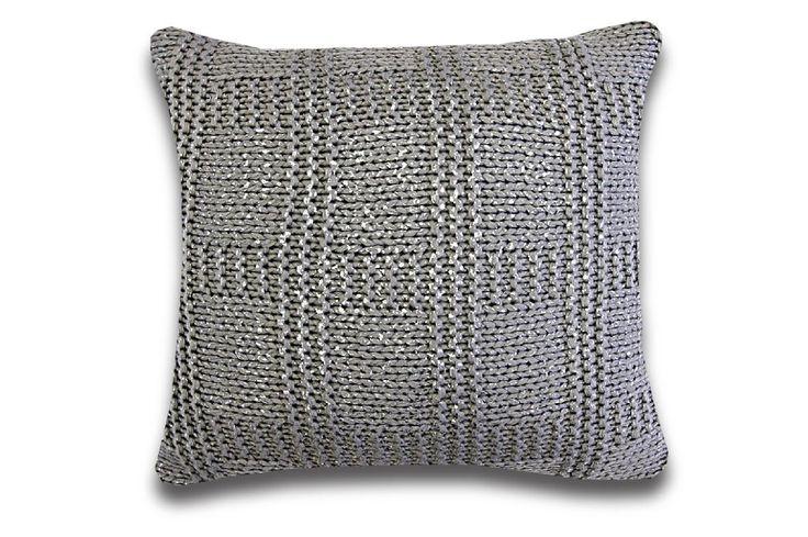 "Midas 100% Acrylic, 18 x 18"" cushion"