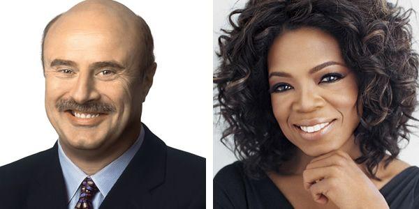 Oprah and Dr Phil