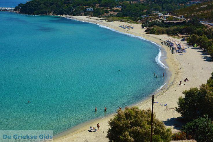Strand Livadi Armenistis | Ikaria. http://www.grieksegids.nl/ikaria/