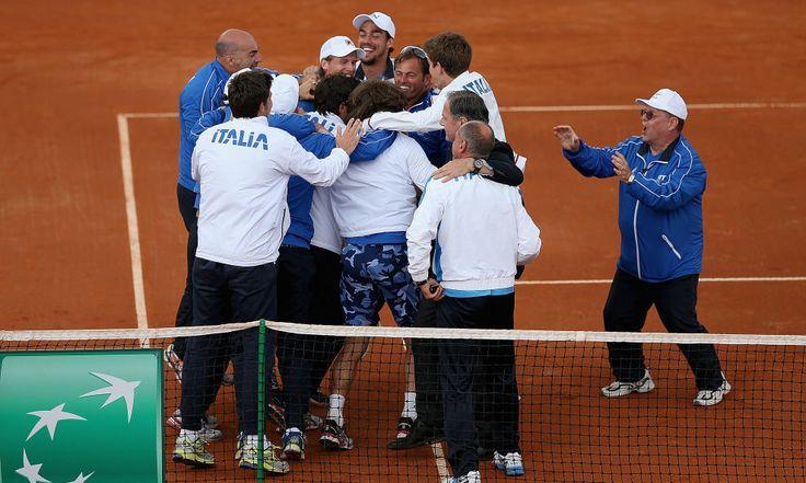 davis cup italia #daviscup