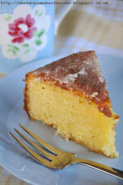Lemon Drizzle Cake (1) From: what Do You Make Of My Cake ...