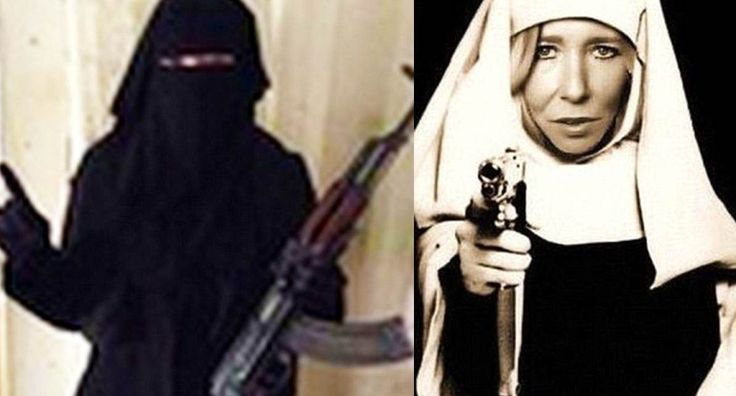 British jihadi bride Sally Jones shoots up Pentagon's kill list as she's reveals as ISIS planner behind a dozen terror plots - M2 VOICE