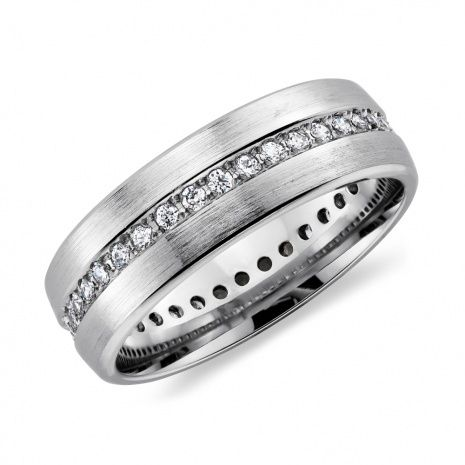 Cheap Mens Wedding Bands With Diamonds