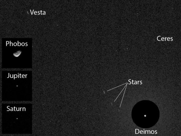 two famous asteroids - photo #35