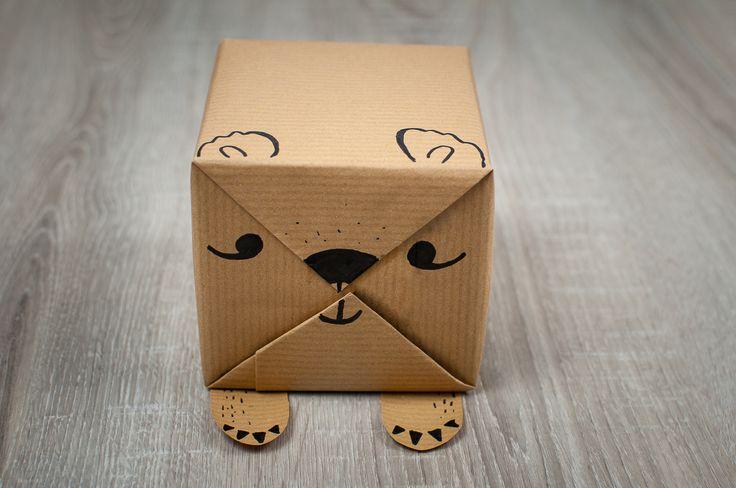 Geschenke originell einpacken | Schön-Einpacken