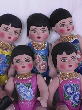 muñecas mexicanas / mexican dolls