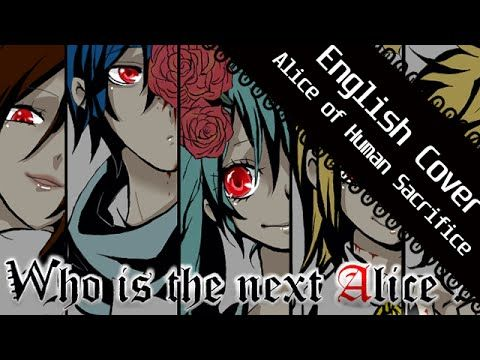 【 Razzy & Co. 】 Alice of Human Sacrifice 「 English 」||| The song from the Creepypasta video about the Alice killings.