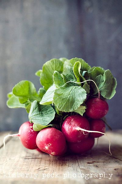 Radishes - the forgotten vegetable....