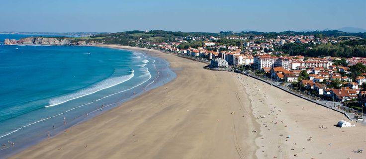 Plage Hendaye Pays Basque