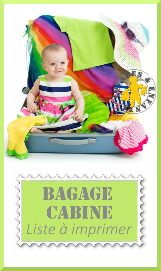 Bagage cabine