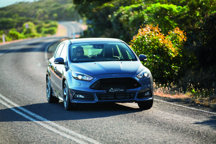 Australia's Best Cars 2015/2016 Awards. Winner - Best Sports Car under $50K - Ford Focus ST RoyalAuto March, 2016. Australia's Best Cars Magazine. #AustraliasBestCars #AustraliasBestCarsAwards #AustraliasBestCarsMagazine #FordFocusST #FordFocus #Ford #SportsCar