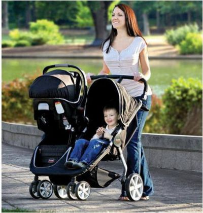How to choose a double stroller