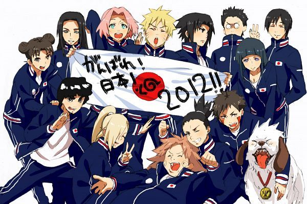 Naruto, Track team and Team pictures on Pinterest