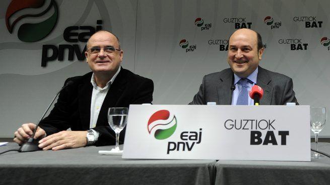 Egibar: Para aprobar los presupuestos la prioridad del PP es entenderse con el PSOE no con el PNV