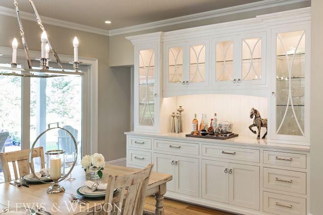 Benjamin Moore Pale Oak Kitchen In 2019 Dining Room Hutch