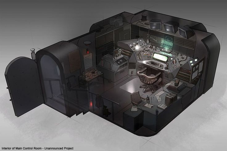 control room concept - Buscar con Google