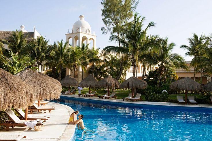 Romantic All-Inclusive resort Cancun
