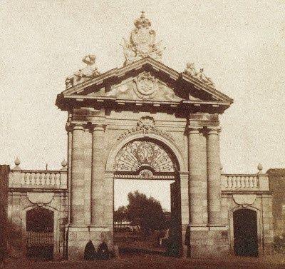 Puerta de Recoletos 1856