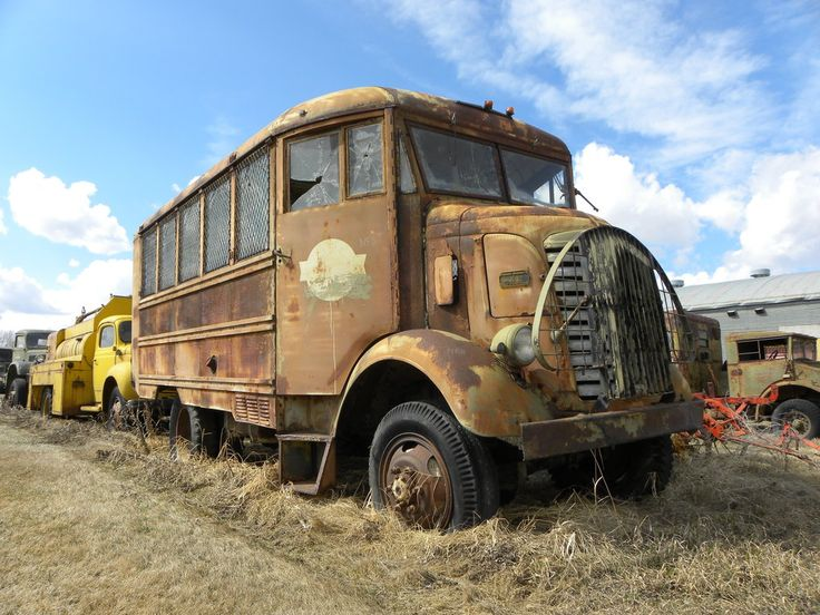 4X4 COE GMC BUS by *QuanticChaos1000 on deviantART