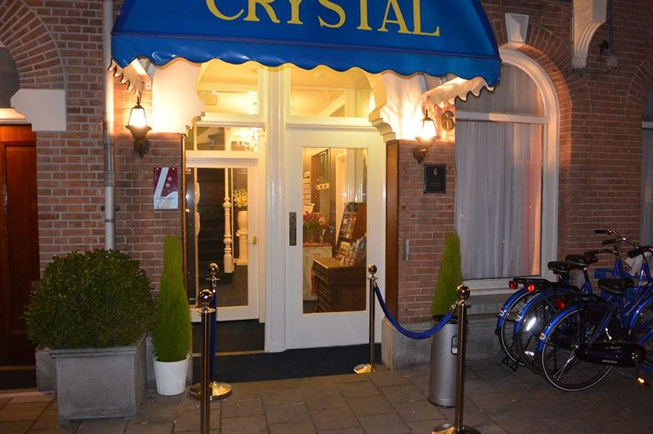 Hotel crystal, in amsterdam for more info budget-hotel.eu