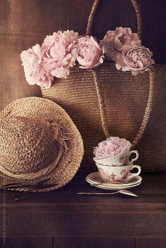 Antique & pink