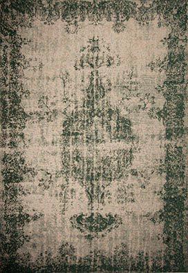 Hertex: Heirloom Emerald rug