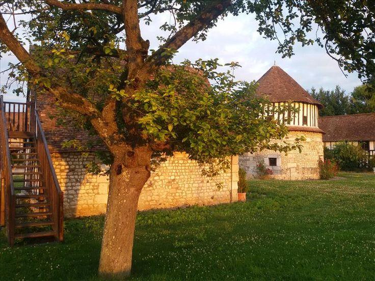 Le Manoir de Portejoie à PORTEJOIE (27430) : Location de salle de mariage salle de reception - 1001Salles
