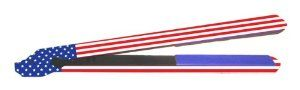 Corioliss SXE 1inch Hair Straightener US American FLAG Red White Blue by Corioliss. $64.49. Pro 360° Swivel Cord. 100% Solid Ceramic Heating Element. Far Infrared Technology. Negative Ion. SXE (1 inch plates) The Ultra Slim SXE is the perfect styling tool. The long slim iron allows for luscious curls, waves, flips and straightens your hair just like the rest of our line! The longer plates allow for easy styling for the back of the hair as well. It also allows for...