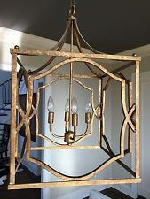 Capital Lighting 9482AG, Blakely Foyer Chandelier In Antique Gold