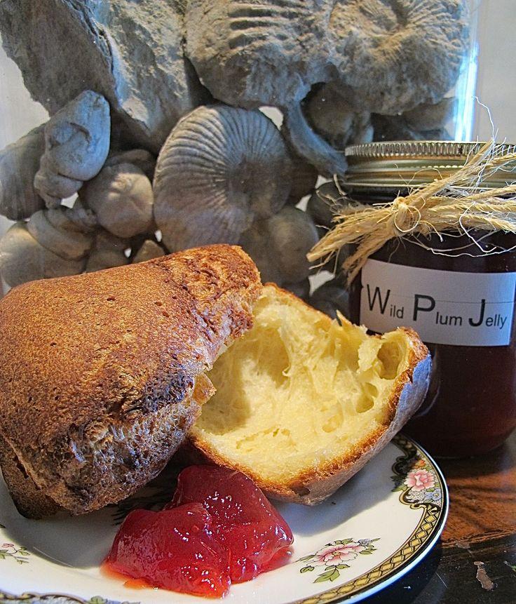 Making Wild Plum Jelly - An Ekstrom Family Tradition - The Recipe! Enjoy