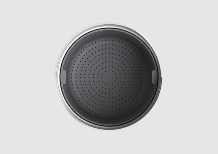 Joseph Joseph Rice Cooker | Sieve |Top View