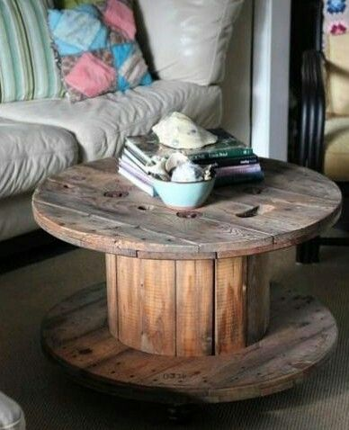 Repurposed table