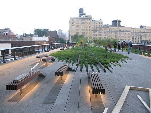 The High Line -Manhattan's Newest Public Park