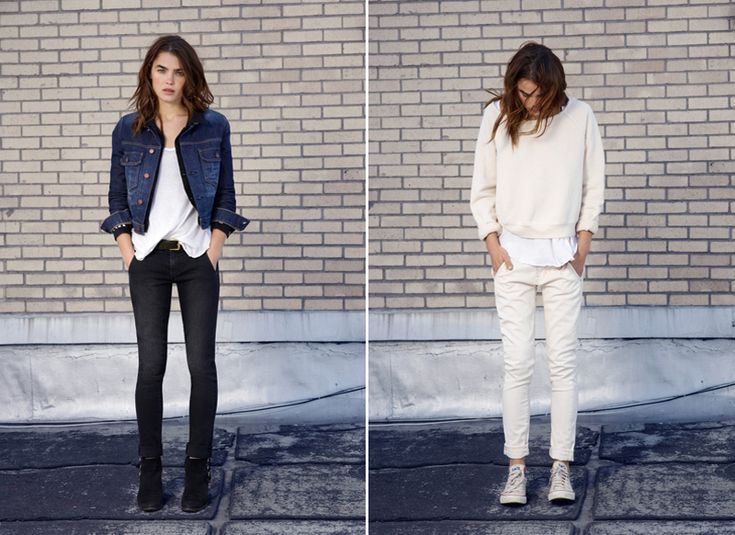 Pay attention to the image on the right. I LOVE white on white.