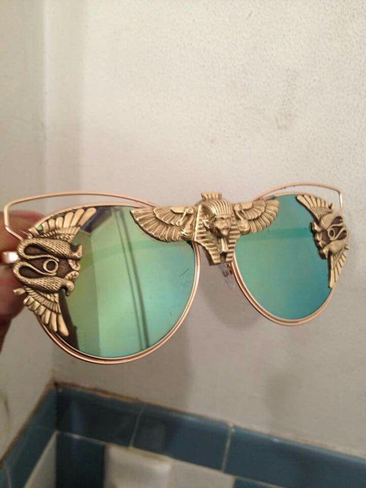 Whoa! Holy sunglasses!