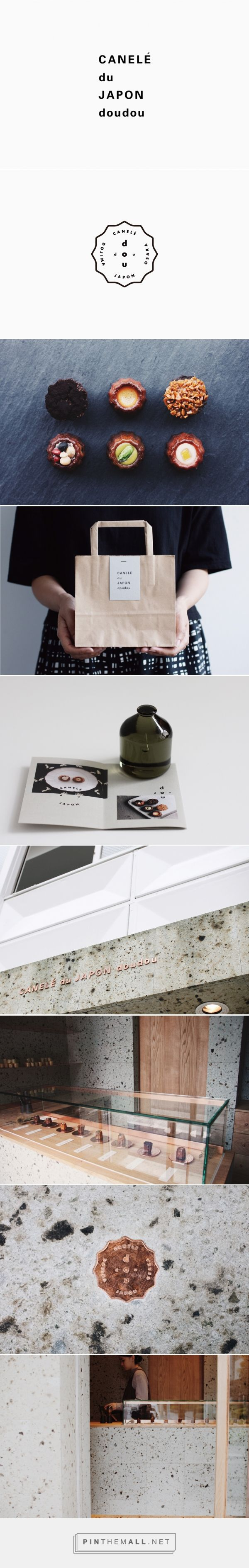 CANELÉ du JAPON doudou – 大阪のブランディングデザイン事務所 8otto - created via https://pinthemall.net