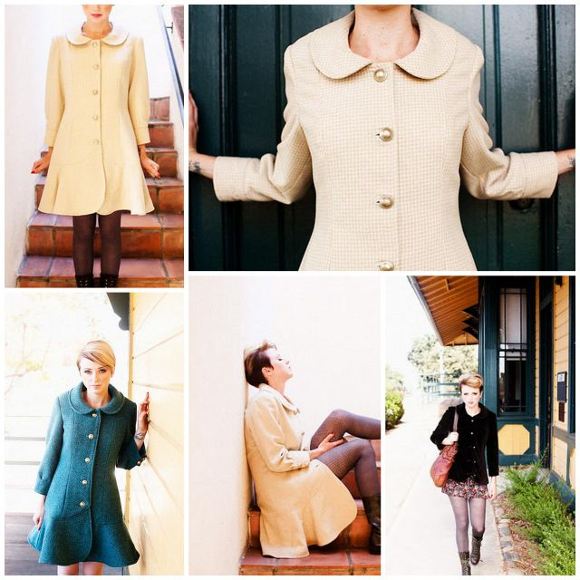 The Abbey Coat Sewing Pattern by Jamie Christina - A Sewing Journal - A Sewing Journal: Coats Patterns, Fashion Sewing Inspiration, Coats Ideas, Abby Coats, Coats Sewing, Coat Patterns, Abbey Coats, Christina Patterns, Sewing Patterns
