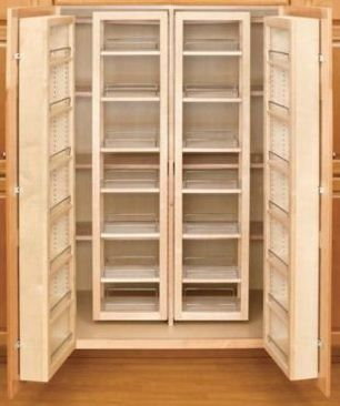 small pantry ideas ideas for storing small appliances directbuy kitchen cabinets blog