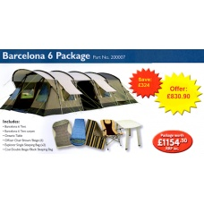 Royal Barcelona 6 Tent Package - this fantastic new addition to the Royal Family Tent range  sc 1 st  Pinterest & 17 best Products I Love images on Pinterest   Family tent Tent ...