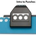 Basic Paper Punch Shapes and Beyond - Creative Craft Punch Ideas.  Free online class from Spotted Canary.