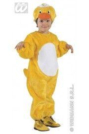 Civciv Kostümü Çocuk