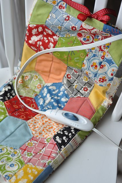 Heating Pad Cover...: Gift, Sewing Projects, Sewing Crafts, Heat Pad, Heating Pads, Pad Cover I, Crafts Quilting