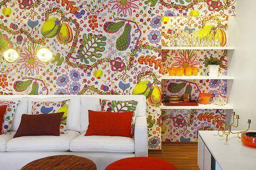 Design Classic: Josef Frank Wallpaper & Textiles